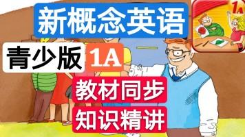 【精品】新概念英语青少版(1A)教材同步+知识精讲