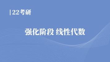 22考研数学    李永乐老师全程班  线代强化课