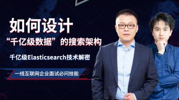 千亿级Elasticsearch技术解密_吊打面试官硬核技能【马士兵教育】