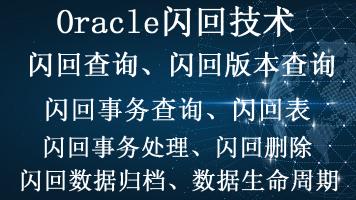 Oracle闪回技术|闪回查询|闪回表等视频教程