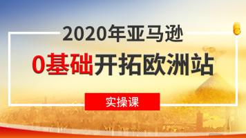 2020年亚马逊0基础开拓欧洲站