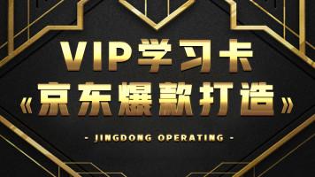 乐和京东VIP学习卡京东运营爆款打造零基础从入门到精通排名提升