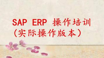 B0002-SAP ERP 操作培训(实际操作版本)-ERP系统-信息中心