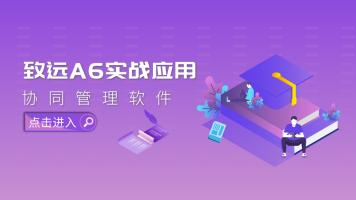 致远A6-OA协同管理软件入门到精通