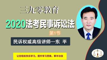 三九零民诉法东平
