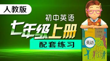 【精品】初中英语七年级上册(初一)人教版教材同步配套练习