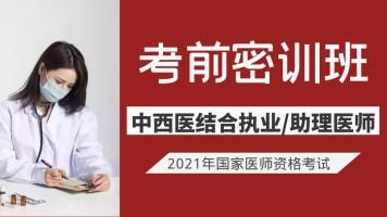 2021年【中西医结合执业/助理】医师资格考试【考前密训班】