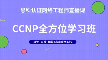 思科CCNP课程,理论,实验,辅导实战样样行
