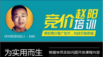 赵阳竞价培训之最新竞价问题解答