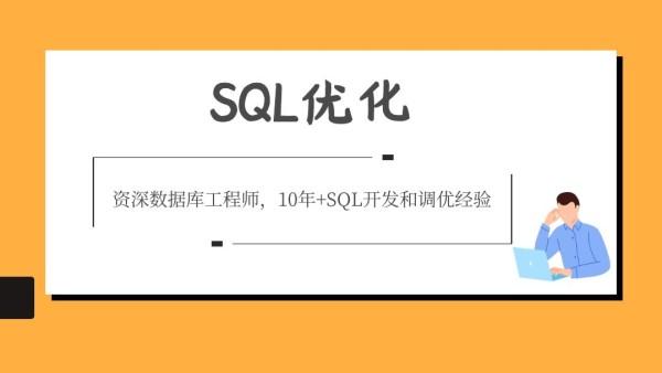 深入SQL编程开发与优化