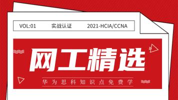 2021最新版HCIA/CCNA精品实战课之综合实验(下)