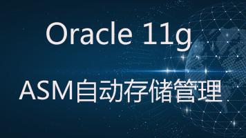 Oracle 11g ASM自动存储管理视频教程