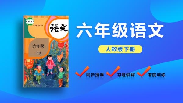 六年级语文人教版下册同步辅导