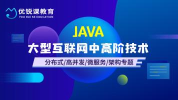 【优锐课VIP课堂】Java高级专题 分布式 高并发 微服务