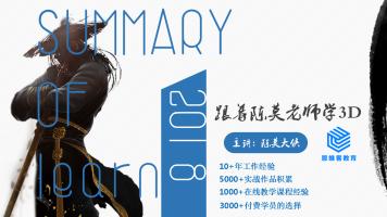 【恩维客教育】3dmax基础欧式雕花建模【陈莫老师】