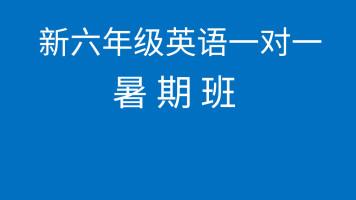 小学新六年级英语暑期班【上课时间可灵活调整】