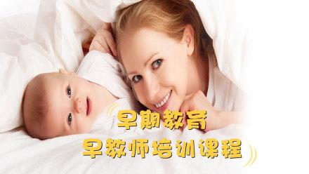 小马阿姨高级早教师育婴师培训系列课程