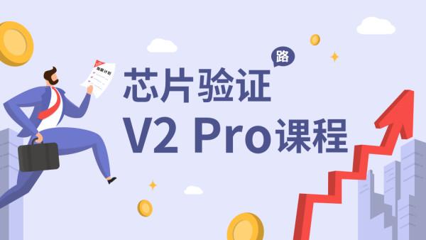 芯片验证V2 Pro课程-从零基础到实战就业-【路科验证】-路桑亲授