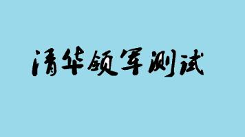 2017---2019年清华大学领军计划测试物理试题评讲课