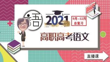 2021年高职高考语文总复习/直播/基础/题型