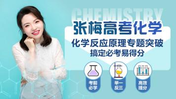 【张梅化学】2021高考二轮选修四化学反应原理平衡必考大题突破