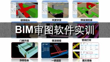 BIM审图软件培训实战课程