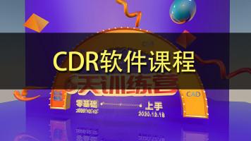 CDR软件冬季6天训练营