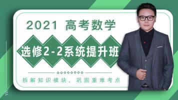 2021高中数学 选修2-2系统提升班/讲义+答疑+督学