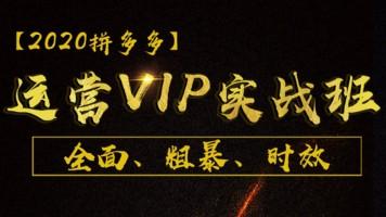 拼多多VIP系统实战班/知行合一-让技术变得简单