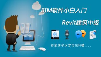 BIM软件小白入门-Revit建筑中级