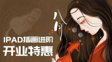 【VIP】IPAD插画进阶课程