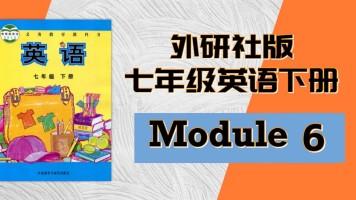 外研社版七年级英语下册Module6