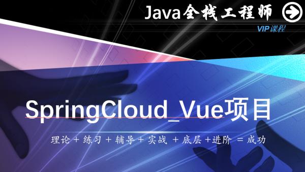 SpringCloud_Vue项目