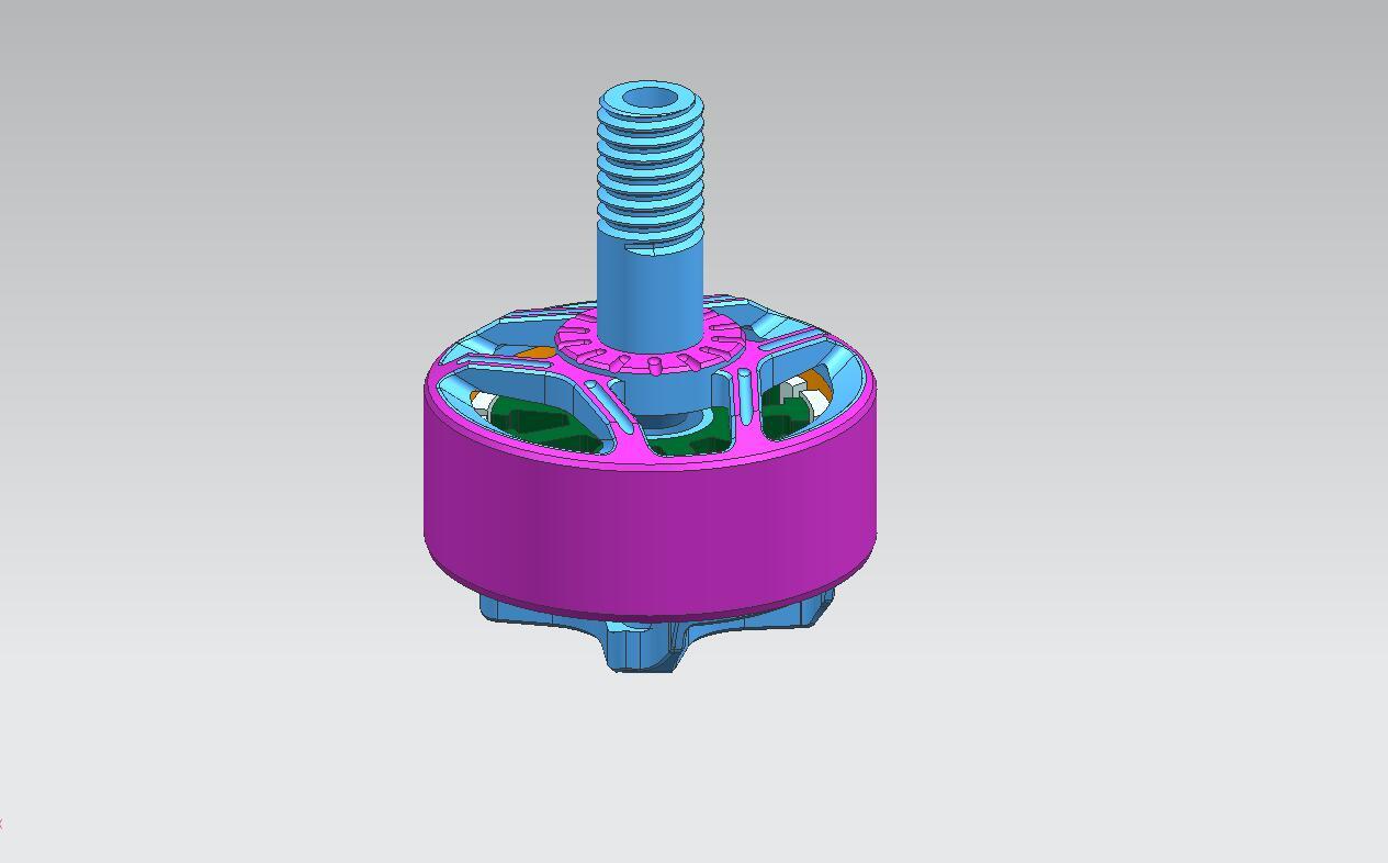 电机结构设计
