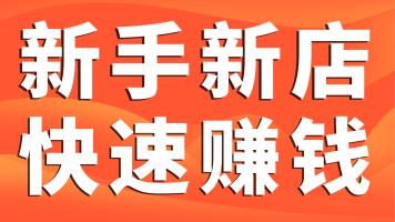 淘宝运营新手开店0基础运营蓝海小类目玩法3天稳定出单免费流量