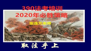 390法考培训2020年必胜策略