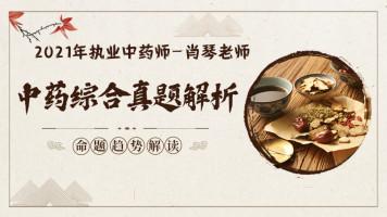 2021年执业药师中药综合知识与技能真题解析/执业中药师/中药综合