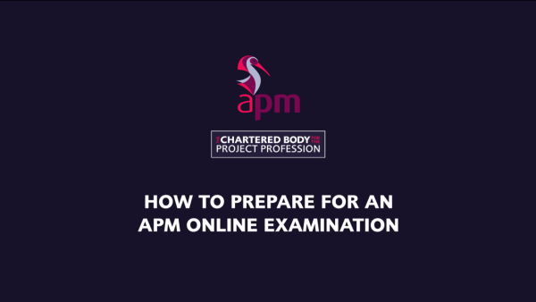 APM PFQ | 英国项目管理认证培训 | 备考班