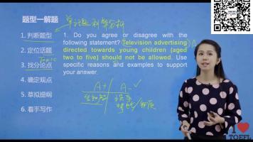 【托福名师公开课】17-4 托福独立写作6步解题法(朱美亭老师)