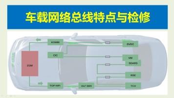 车载网络总线特点与检修