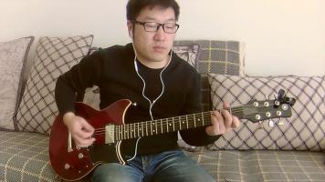 电吉他木吉他技巧教学什锦2