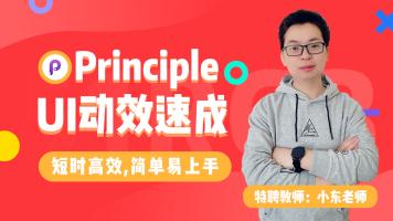 Principle-UI动效速成【51RGB在线教育】