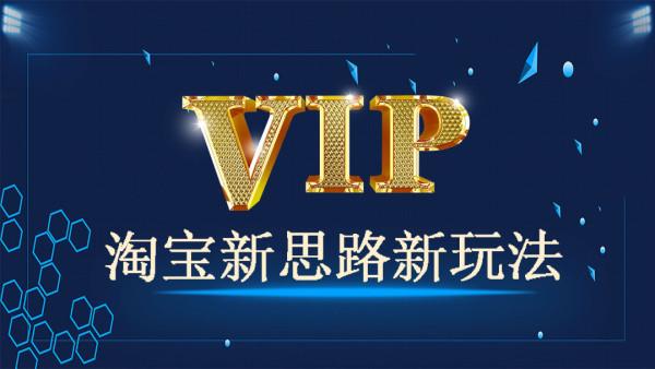 VIP从零开始淘宝高品质店铺之爆款群打造系统课程【腾达电商】