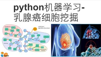 python机器学习-乳腺癌细胞挖掘