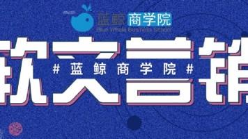 蓝鲸商学院新媒体成长营:软文营销课程