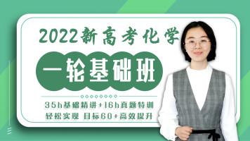 2022高考化学一轮复习基础班/目标60+/新高考/高中化学