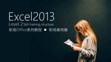 Excel职场实用高效案例教程(Level2)