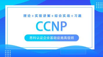CCNP直播课 思科认证高级网络工程师