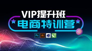 VIP 提升班 PS淘宝电商美工设计网店装修主图海报合成排版调色