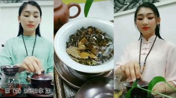 茶艺(师)培训课程—茶知识分享 序